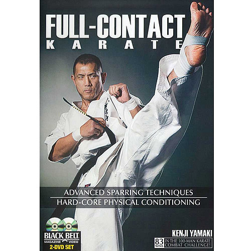 Full-Contact Karate by BAYVIEW