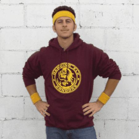 Dancing Elk Condors Hoodie Juno Paulie Bleeker Sweatshirt Track Team Costume - Juno Costume Ideas