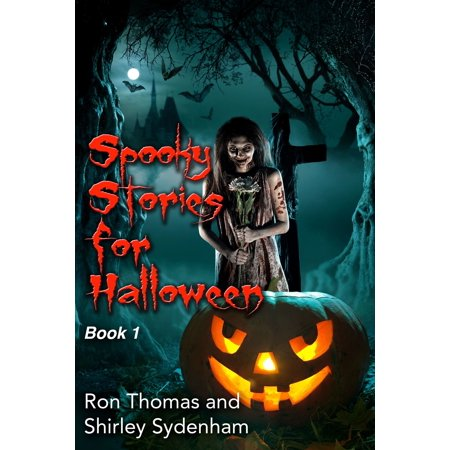 Spooky Stories For Halloween Book 1 - eBook (Halloween Fill In The Blank Stories)