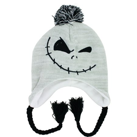 20b121cd9806f Concept One - Nightmare Before Christmas Jack Skellington Laplander Hat -  Walmart.com