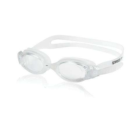 Speedo Hydrosity Swim Goggle - Adult One Size, Clear