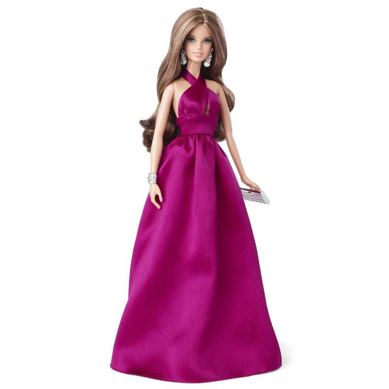 Barbie The Look Doll: Pink Gown