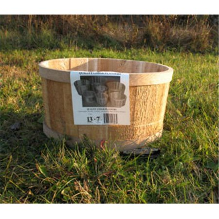 All Maine Bucket T527 13 x 7 Inch