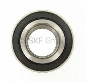 SKF FW147 Ball Bearing (Double Row, Angular Contact, 2-Seals, Split Inner Ring)