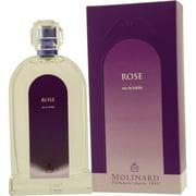 Rose for Women By Molinard Eau-de-toilette Spray, 3.4-Ounce