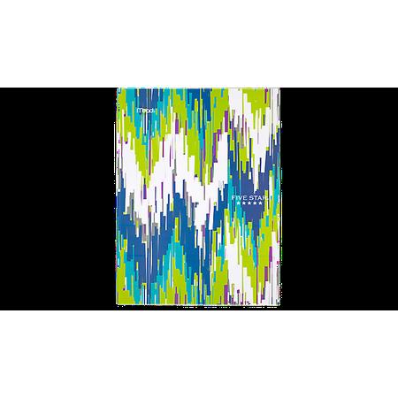 Five Star Style Hardbound Composition Book, CL Chevron ()