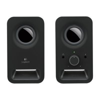 Logitech Z150 Multimedia Speakers, Black