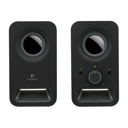 Logitech Z150 Multimedia Speakers, Black (Logitech Z533 Multimedia Speakers 3 Piece Black)