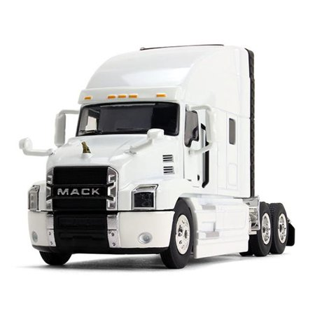 First Gear FIR50-3400 Mack Anthem Sleeper Cab, Arctic White