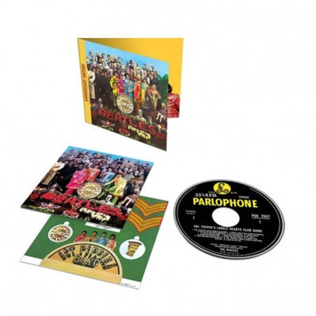 None But The Lonely Heart Tchaikovsky - Sgt. Pepper's Lonely Hearts Club Band (CD)