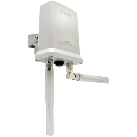 Hawking Wireless Repeater (Hawkings High-Gain Outdoor Wireless-N Dual Radio Smart)
