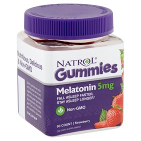 Olly Kids Sleep Vitamins Gummy 50 Gummies Raspberry Flavor