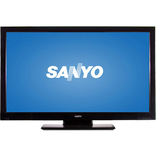 sanyo 42 class lcd 1080p 60hz hdtv dp42841 walmart com rh walmart com Replacement Parts for Sanyo TV DS20930 No Picture Sanyo DP42841