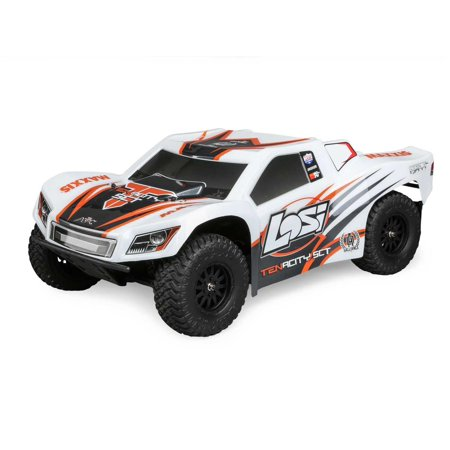Losi 03010T2 1:10 Tenacity SCT RTR, AVC: 4WD -