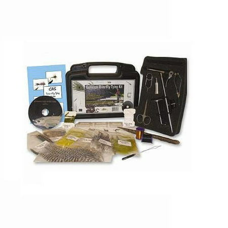 Colorado anglers gunnison river fly tying kit z118 for Fishing kit walmart