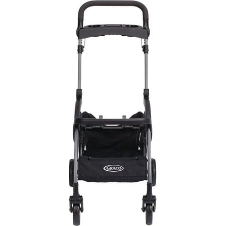 Graco SnugRider Elite Stroller and Car Seat Carrier, Black (Discontinued by Manufacturer)