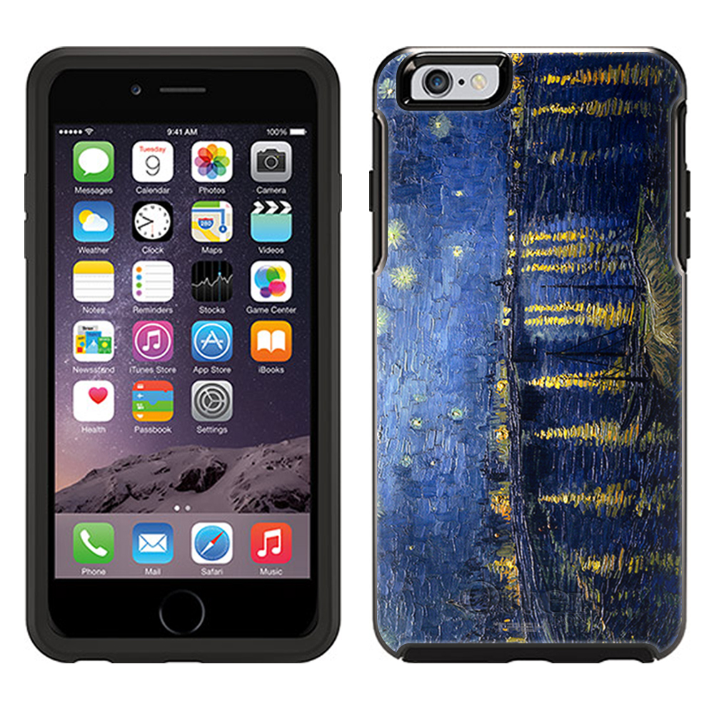 OtterBox Symmetry Apple iPhone 6 and iPhone 6S Case - Starry Night Over the Rhone OtterBox Case