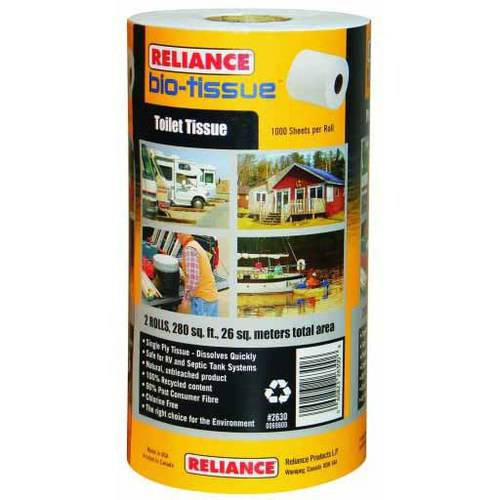 Reliance Bio-Tissue, 2-Pack