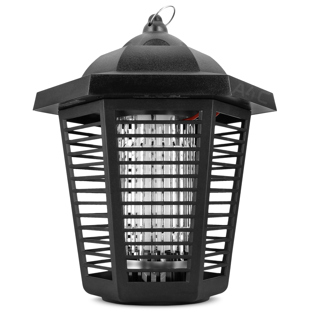 Sandalwood Electric Bug Zapper Water Resistant Indoor and Outdoor Lantern with � Acre Range for Flies, Gnats,... by Sandalwood