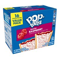 Pop-Tarts Frosted Raspberry, 16 Toaster Pastries