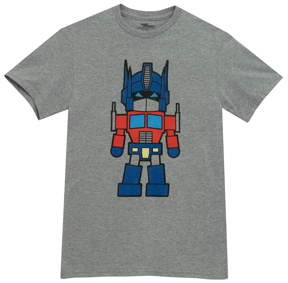 Transformers Optimus Prime Adult T-Shirt Tee