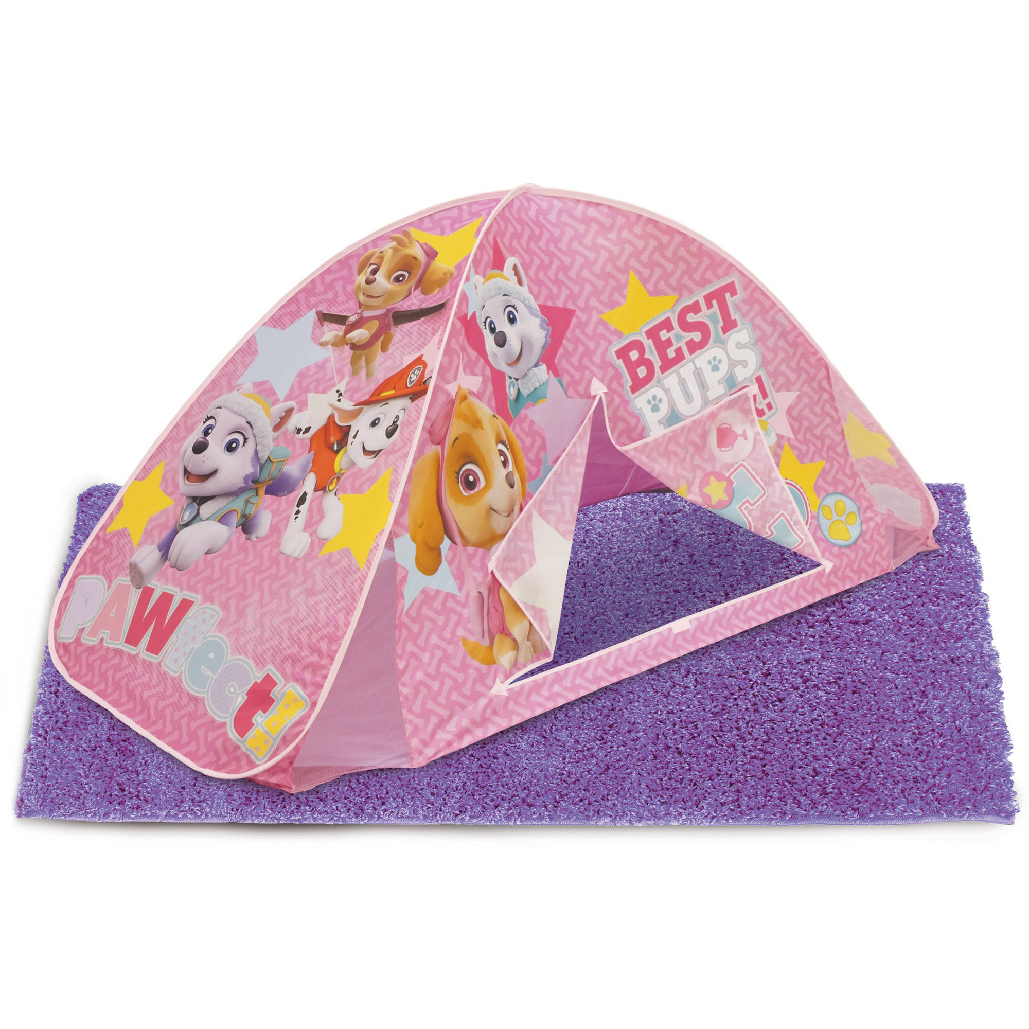 Paw Patrol Girls 2in1 Tent