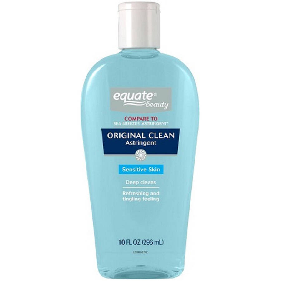 Equate Sensitive Skin Astringent, 10 fl oz