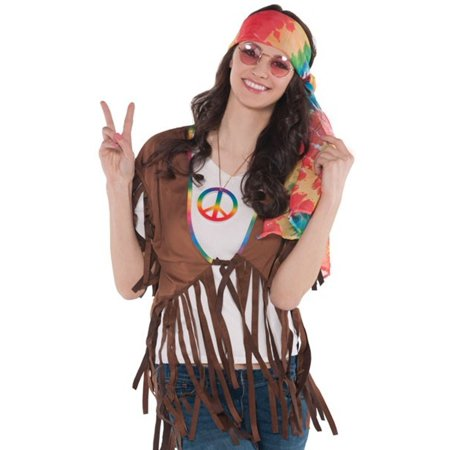 womens hippie vest - Hippy Vest
