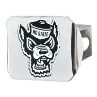 "North Carolina State University Hitch Cover 3.4""x4"""