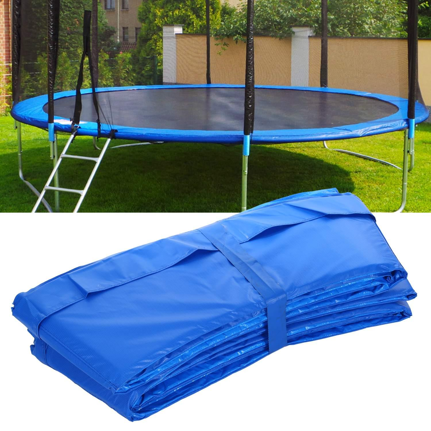 Safety Trampoline Pad Cover Round Frame For 12ft