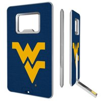 West Virginia Mountaineers 16GB Credit Card Style USB Bottle Opener Flash Drive