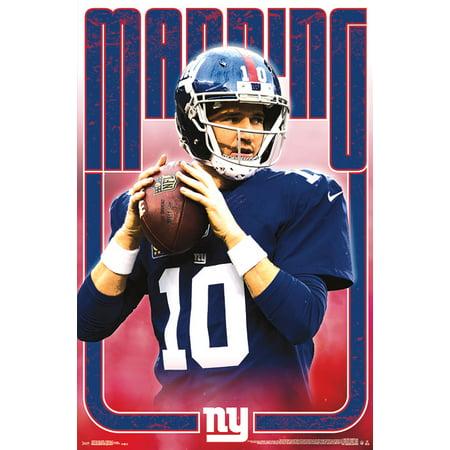 - New York Giants - Eli Manning