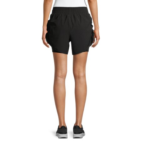 Avia Women's Running Shorts with Side Bungees