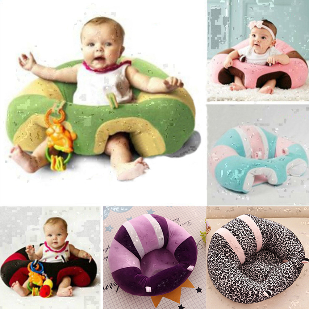 Moderna Infant Nursing Pillow Baby Support Seat Chair Feeding Safety Sofa Plush Toy Gift