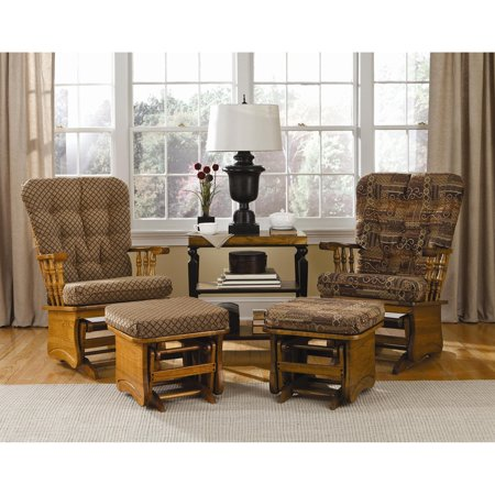Brooks Furniture Bellevue Glider Rocker Walmart Com