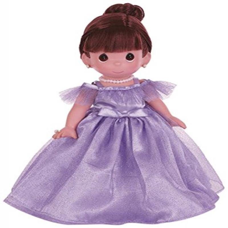 Precious Moments The Doll Maker Prettiest One of All Brun...