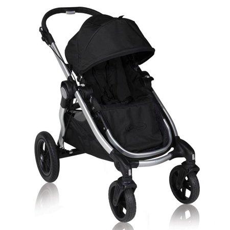 Baby Jogger City Select Single Stroller - Onyx (Jogging Stroller Single)