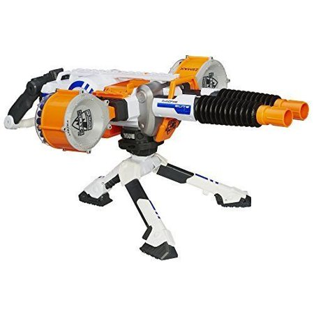Head over to Walmart.com where they are offering up big savings on  clearance Nerf Guns!