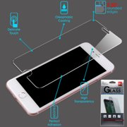 For iPhone 6/6s/7 Clear Tempered Glass Touch Screen Protector Film Cover (2.5D)