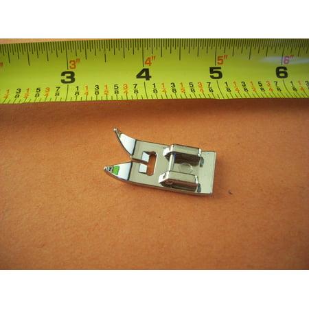 Zig Zag Sewing Machine Manual (Snap on Foot Metal 5mm Zig Zag Presser Foot Home Brother Singer Kenmore)