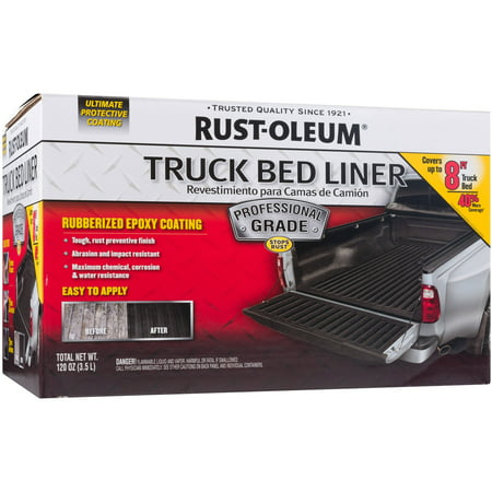 Rust Oleum Truck Bed Liner White