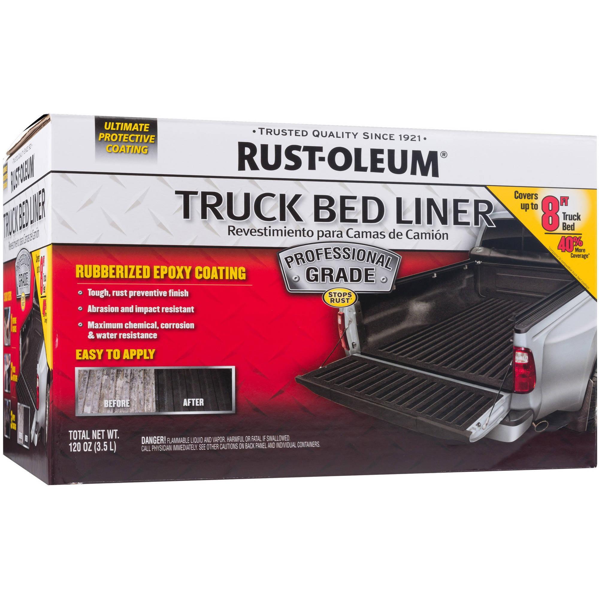 Rust-Oleum Professional Grade Truck Bed Liner Kit