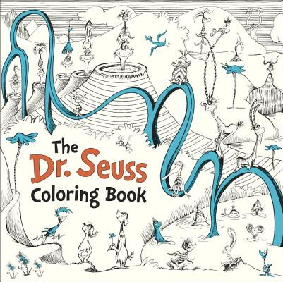 The Dr. Seuss Coloring Book (Paperback)