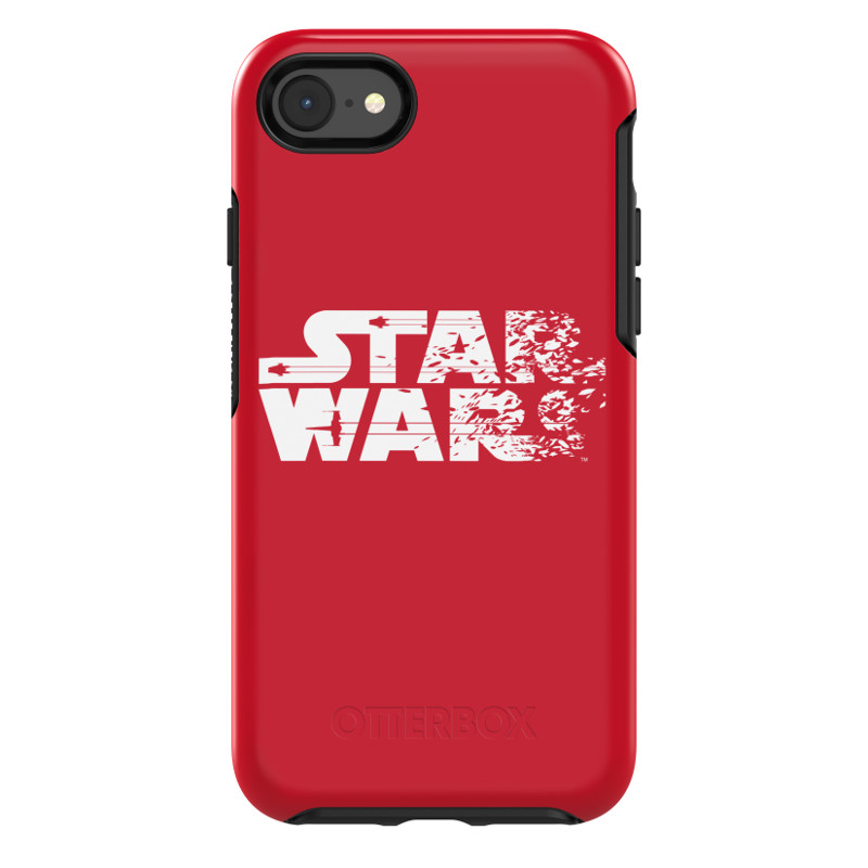 Otterbox Symmetry Series Star Wars for iPhone 8 & iPhone 7, Resistance Red