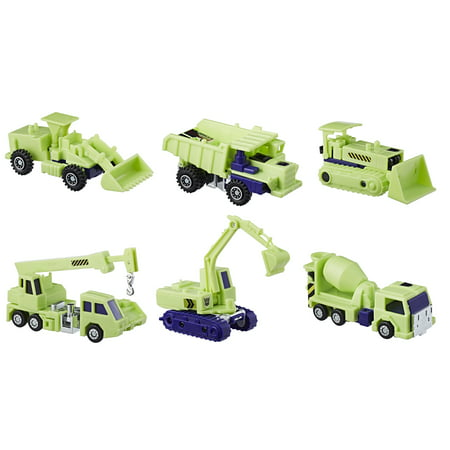 Transformers: vintage g1 constructicon devastator 6-figure collection pack