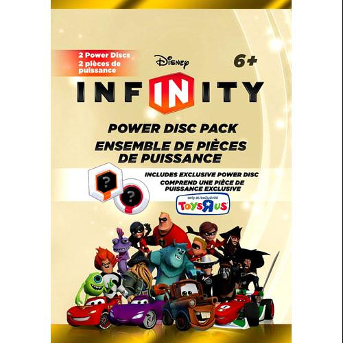 Disney Infinity Series 6 Power Disc Pack [Gold]