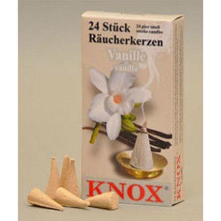Pinnacle Peak Trading Co Knox Vanilla Scent German Incense Cone