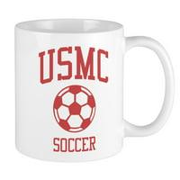 CafePress - USMC Soccer - Unique Coffee Mug, Coffee Cup CafePress