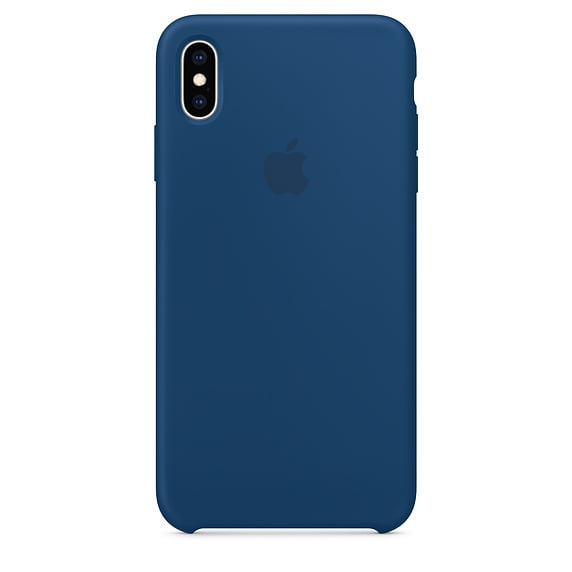 iphone xs apple case silicone
