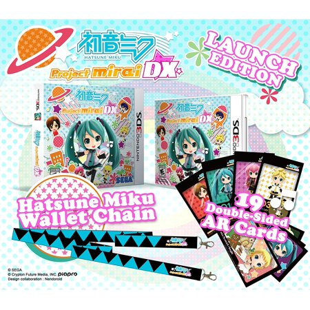 Hatsune Miku: Project Mirai DX Limited Launch Edition [Nintendo (Fate Stay Night Unlimited Blade Works Game)
